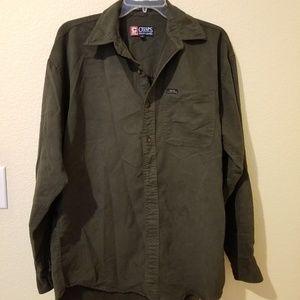 Chaps Ralph Lauren long sleave shirt